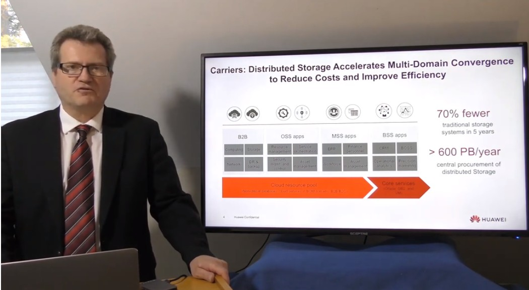 IT Day Online: Industrial Trends of Distributed Storage